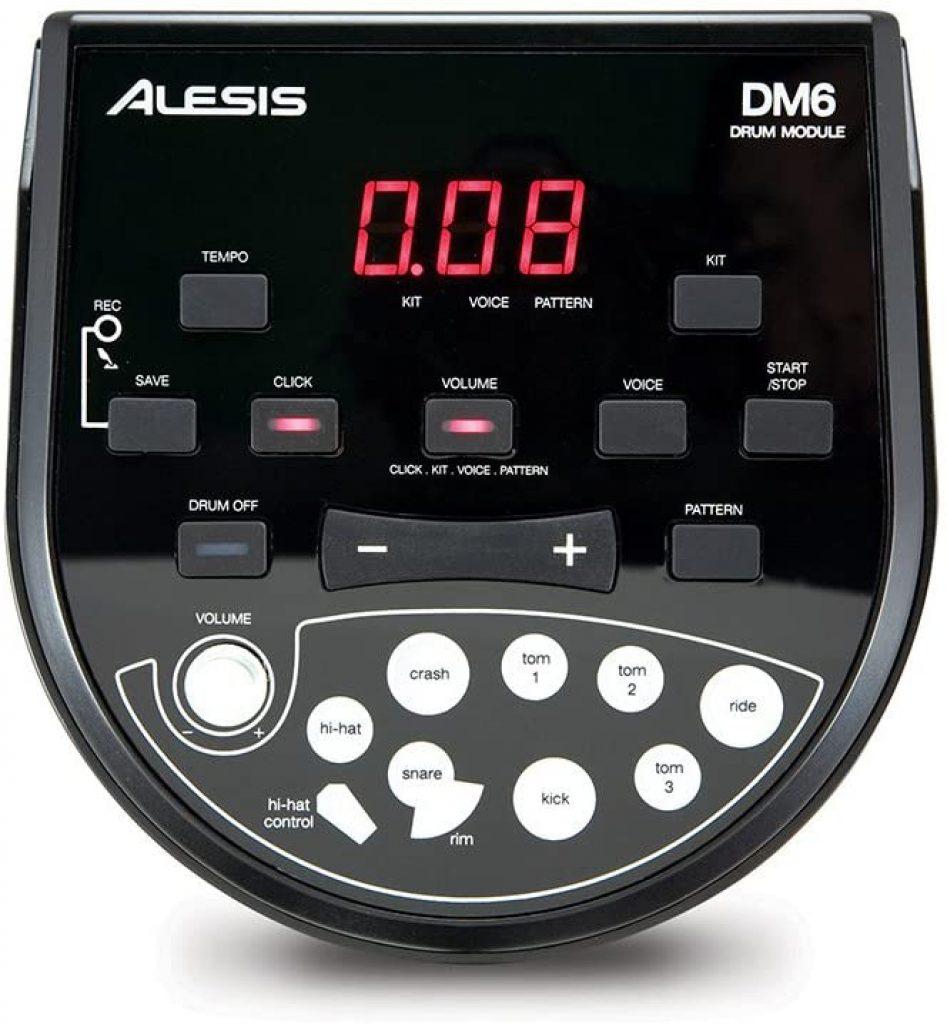 Module de sons alesis DM6