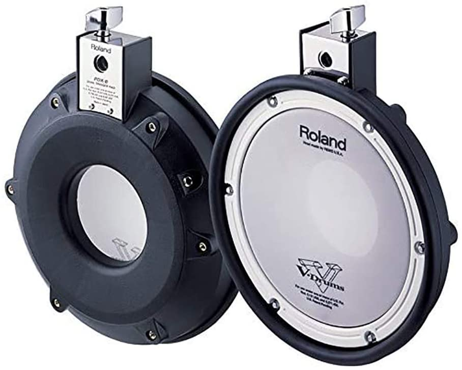 """Roland 8"""" Dual-Zone Mesh Head V-Pad for Snare PDX-8"""