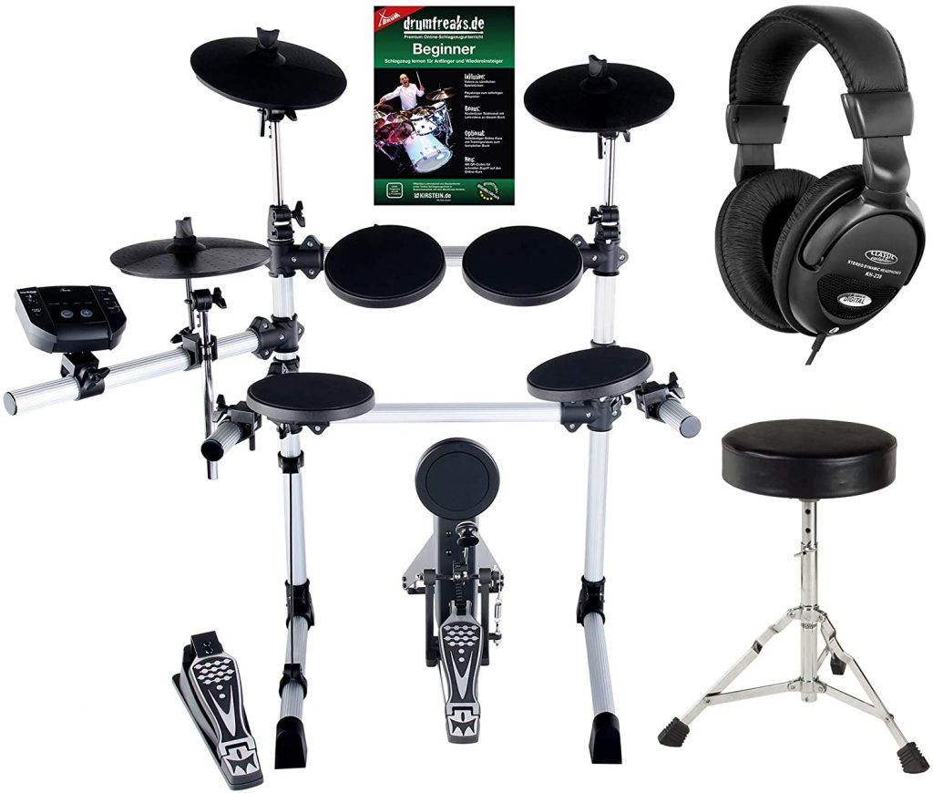 XDrum DD-402 Kit Complet
