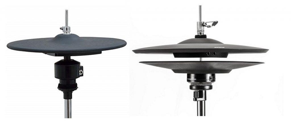 hi-hat  avec cymbale